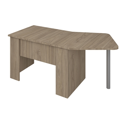 Picture of B50L Desk, 180 x 90 x 74 cm, ash