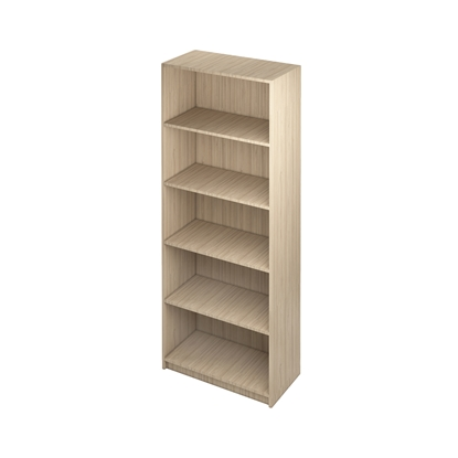Picture of S6 Wooden Rack, 80 x 40 x 200 cm, ash