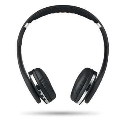 Picture of Headphones, Bluetooth, black