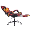 Picture of RFG Max Game Chair, ergonomic, black and yellow