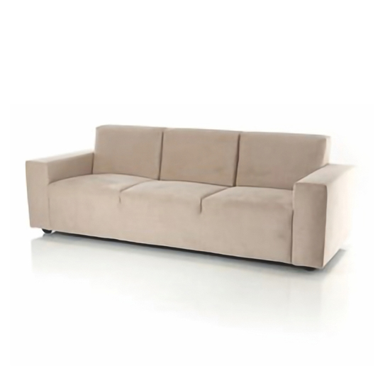 Picture of Belcaro couch three-person Danaya, 220 x 80 x 70 cm