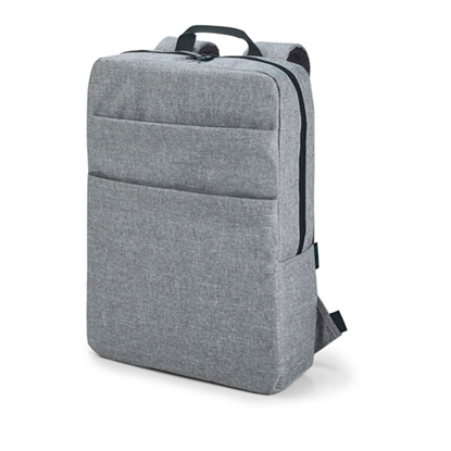 "Picture of Hi!dea  laptop backpack Graphs , 15.6"", grey"
