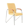 Picture of Nowy Styl Visitor chair Samba Lux, eco leather, beige