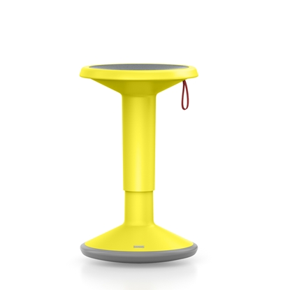 Picture of Interstuhl Stool 100U, yellow