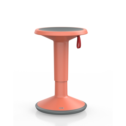 Picture of Interstuhl Stool 100U, coral