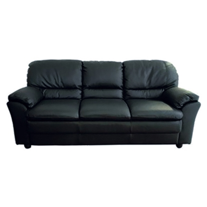 Picture of Belcaro couch three-person New York, natural leather