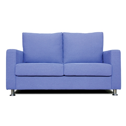 Picture of Belcaro two-person couch Zitta, with damask, 150 x 85 x 70 cm