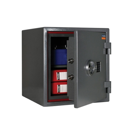 Picture of ASG 46 Safe with electronic lock, fire-proof, 46 x 44 x 44 cm