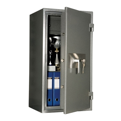 Picture of ASG 95 Safe with mechanical lock, fire-proof, 95 x 50.5 x 44 cm