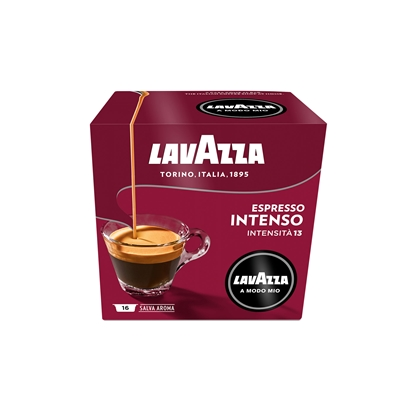 Picture of Lavazza Coffee capsule A Modo Mio Intenso, 16 pcs.