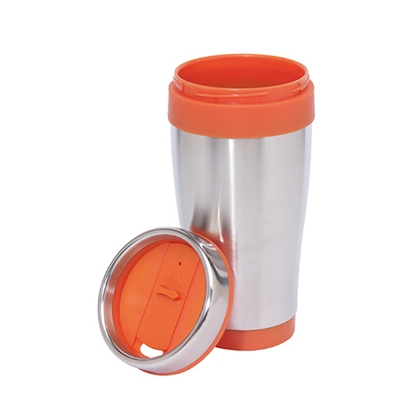 Picture of TOPS Thermo cup Lungo, orange