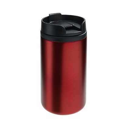 Picture of TOPS Thermo cup Take Fast, red