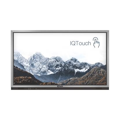 Picture of IQ Board Interactive display Touch J Series, 75 , 4K, with 10 touch points