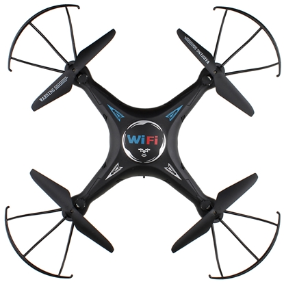 Picture of Dron Maxfly XX5W, Wi-Fi, FPV, with camera, black