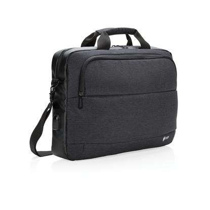 "Picture of Swiss Peak laptop backpack 15"" Modern"