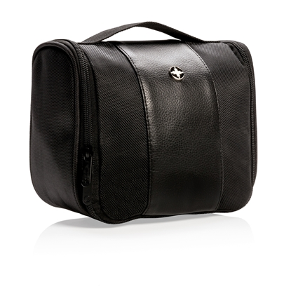 Picture of Swiss Peak Toilet bag, black