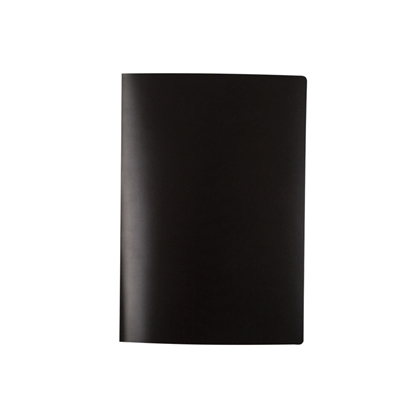 Picture of TOPTEAM offer and presentation folder Initial, PP, with perforation, black