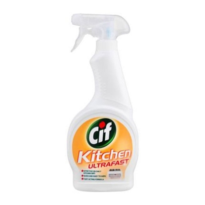 Picture of Cif Kitchen Cleaning Spray, 500 ml