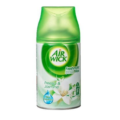 Picture of Air Wick Replacement for Freshmatic Freshener Freesia & Jasmine, 250 ml