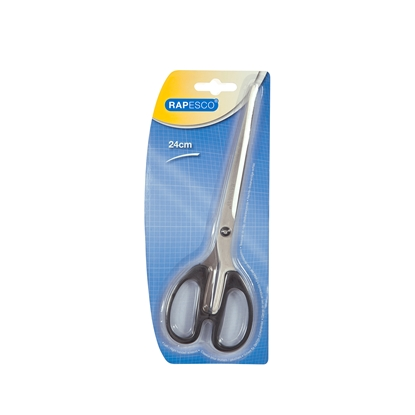 Picture of Rapesco Scissors, 24 cm, steel