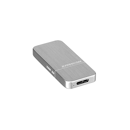 Picture of Freecom External Solid State Drive, USB 3.0, 256 GB, grey