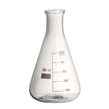 Picture of Erlenmeyer flask, 100 ml, 10 pcs.