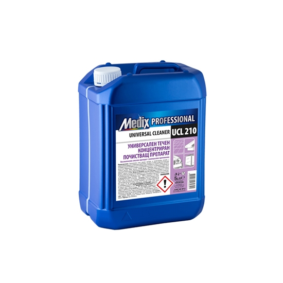 Picture of Medix Professional Universal cleaner concentrate,  UCL 210, 5 l