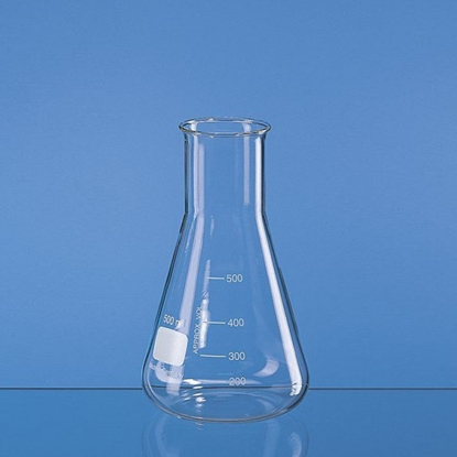 Picture of Erlenmeiler flask, 500 ml, 10 pcs.