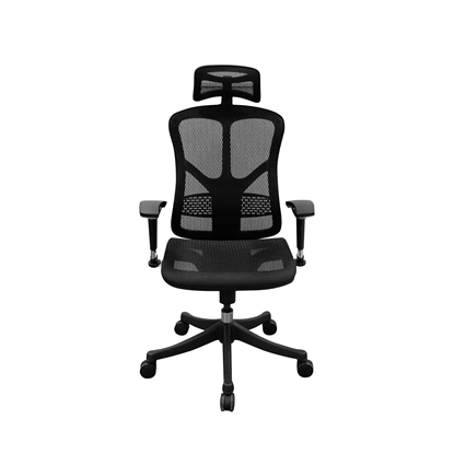 Picture of RFG TECH@SMART Ergonomic Chair, black