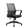 Picture of RFG Smart W Office Chair, mesh and upholstery, black seat , black back