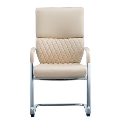 Picture of RFG Visitor chair GRANDE M, eco leather, beige