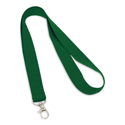 Picture of Badge string V2, dark green, 50 pcs.