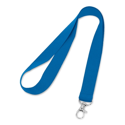 Picture of Badge string V2, blue, 50 pcs.