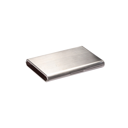 Picture of Business card holder Brand, brown