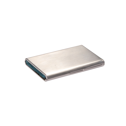 Picture of Business card holder Brand, blue