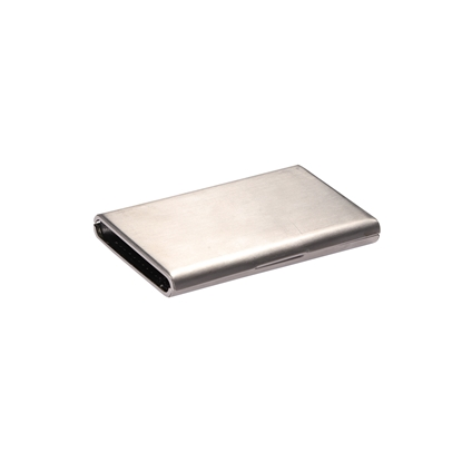 Picture of Business card holder Brand, black