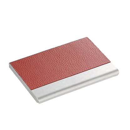 Picture of Business card holder Dodo, red