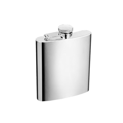 Picture of Flat spitе Hop, 170 ml, silver