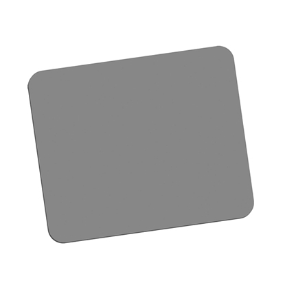 Picture of Fellowes Microban Mouse Pad, antibacterial, grey