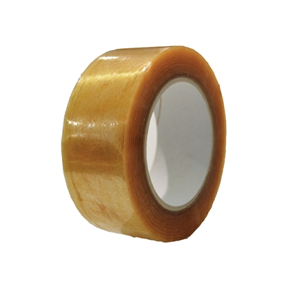 Picture of Self-adhesive tape, solvent, 45 mm x 150 m, transparent