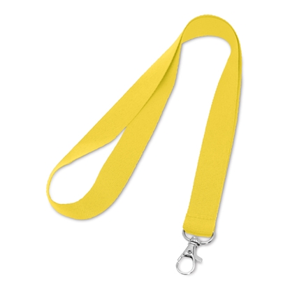 Picture of Badge string V2, yellow, 50 pcs.