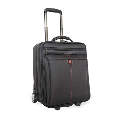 "Picture of Verbatim Copenhagen Laptop Bag on wheels, 16"", black"