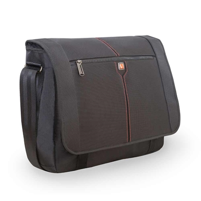 "Picture of Verbatim Berlin Laptop Bag, 15.6"", black"