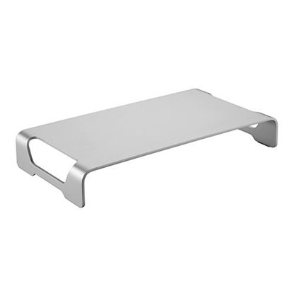 Picture of Lumi AR-4 Laptop/Moniotr Stand, aluminium, up to 20 kg, grey