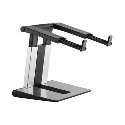 Picture of Lumi PLW-01 Laptop Stand, 10' - 15.6', black and grey