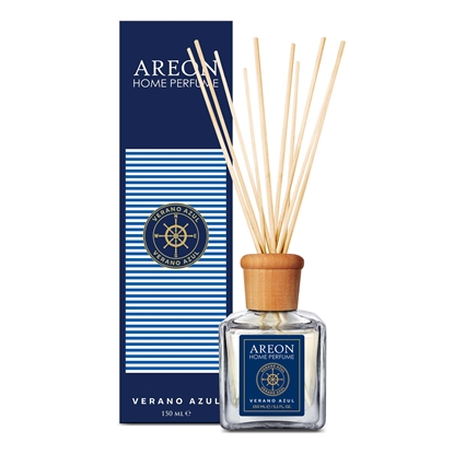 Picture of Areon Home Perfume Air freshener Sticks, Lux Verano azul, 150 ml