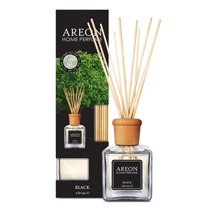 Picture of Areon Home Perfume Air freshener Sticks, Lux Black, 150 ml