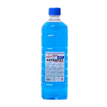 Picture of Hit&Clean Antifreeze, concentrate, -60 degrees, 1 l