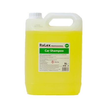 Picture of Ralex Car shampoo, concentrate, 5 l