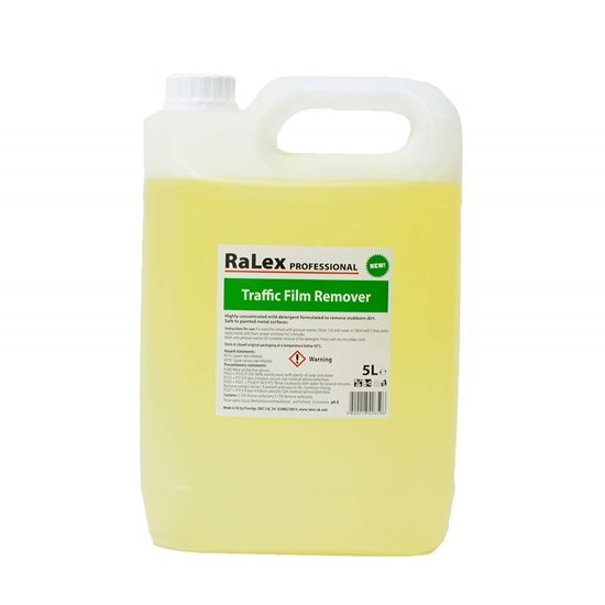 Picture of Ralex soap for wireless automobile washing, concentrate, 5 l